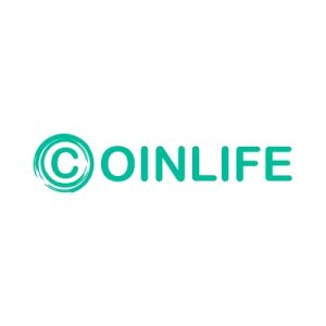 Coinlife- Trade crypto currencies with care  Logo